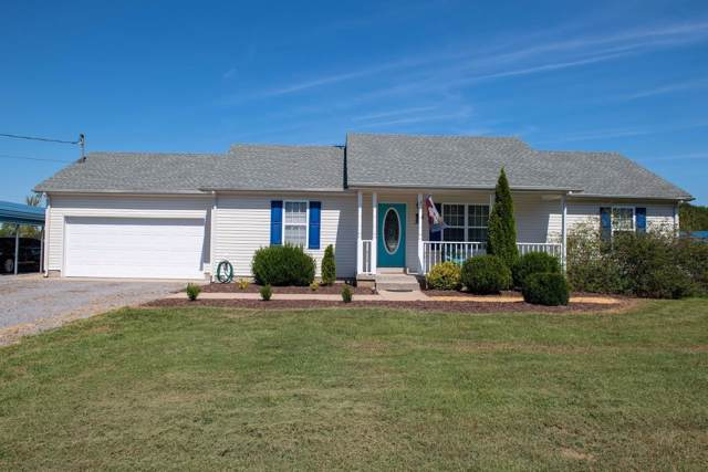 137 Sudberry Rd, Bell Buckle, TN 37020 (MLS #RTC2083586) :: The Group Campbell powered by Five Doors Network