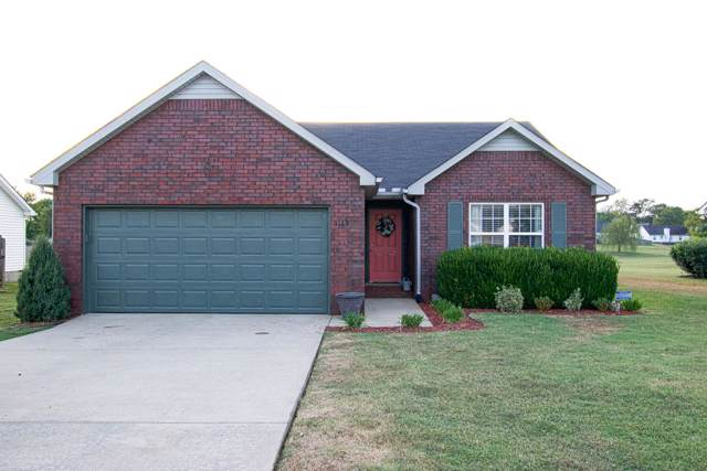 3165 Holsted Dr, Murfreesboro, TN 37128 (MLS #RTC2083590) :: Village Real Estate