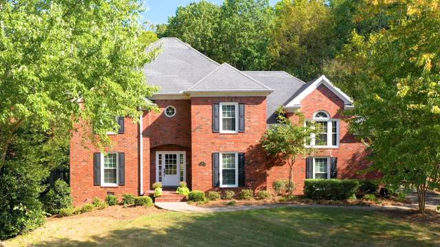 285 Saint Andrews Dr, Franklin, TN 37069 (MLS #RTC2083642) :: The Group Campbell powered by Five Doors Network