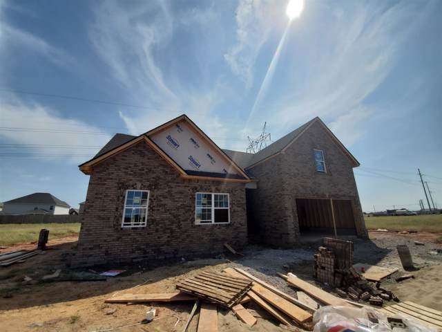 311 Summerfield, Clarksville, TN 37040 (MLS #RTC2083649) :: John Jones Real Estate LLC