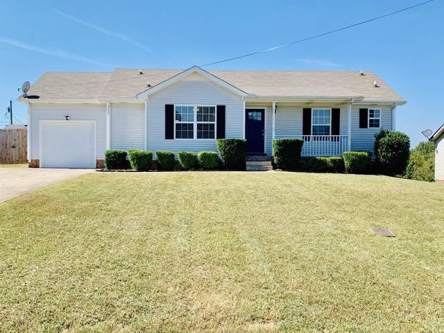 1324 Burchett Dr, Clarksville, TN 37042 (MLS #RTC2083660) :: RE/MAX Homes And Estates