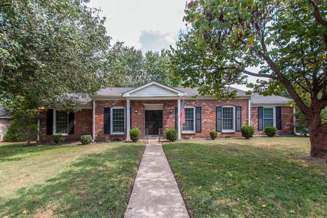 6315 Percy Dr, Nashville, TN 37205 (MLS #RTC2083696) :: RE/MAX Choice Properties