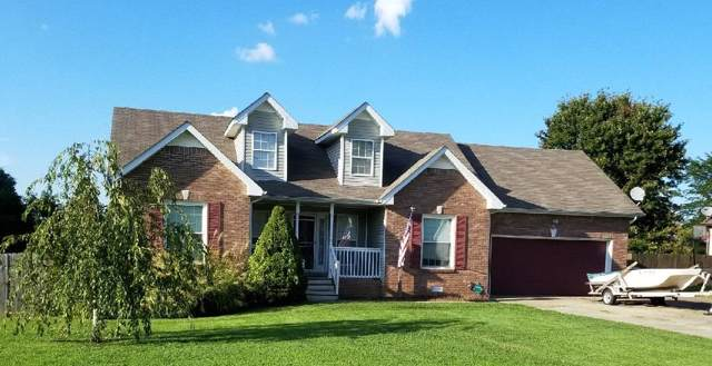 469 Kristie Michelle Ln, Clarksville, TN 37042 (MLS #RTC2083705) :: Exit Realty Music City