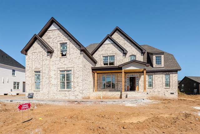 2042 Autumn Ridge Way (Lot 280), Spring Hill, TN 37174 (MLS #RTC2083707) :: The Group Campbell powered by Five Doors Network