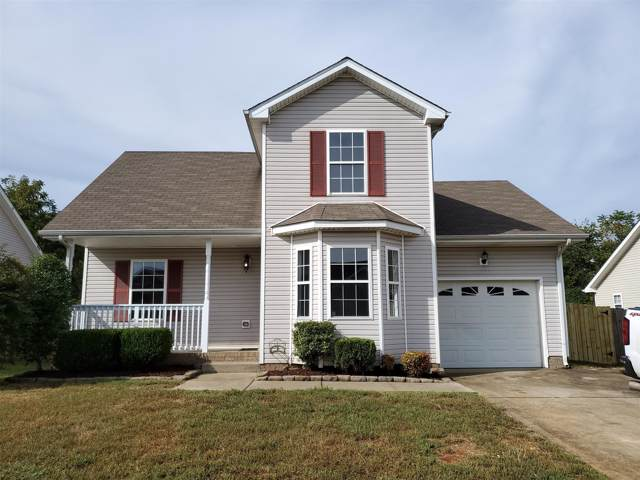 1809 Jackie Lorraine Dr, Clarksville, TN 37042 (MLS #RTC2083720) :: Ashley Claire Real Estate - Benchmark Realty