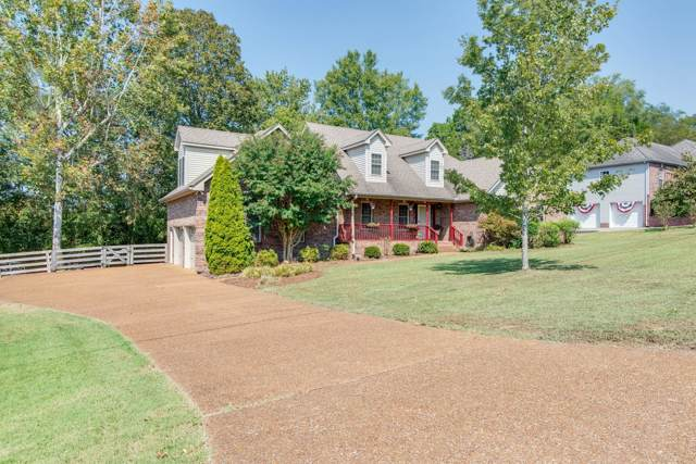 1033 Willow Trl, Goodlettsville, TN 37072 (MLS #RTC2083721) :: The Milam Group at Fridrich & Clark Realty