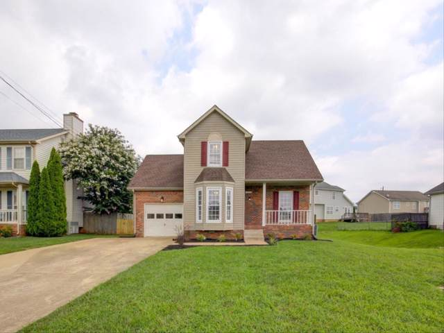 1253 Archwood Dr, Clarksville, TN 37042 (MLS #RTC2083732) :: The Group Campbell powered by Five Doors Network