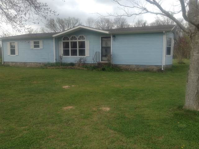 1154 Snell Road, Lewisburg, TN 37091 (MLS #RTC2083825) :: John Jones Real Estate LLC