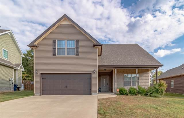 605 Fox Path Ln, Clarksville, TN 37040 (MLS #RTC2083834) :: Cory Real Estate Services