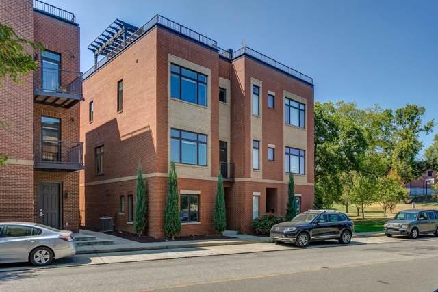 1505 4th Ave N, Nashville, TN 37208 (MLS #RTC2083938) :: Village Real Estate