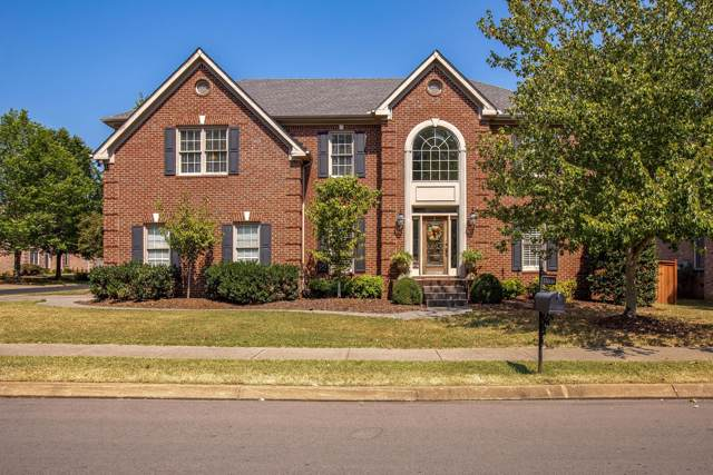 210 Polk Place Dr, Franklin, TN 37064 (MLS #RTC2084096) :: Christian Black Team