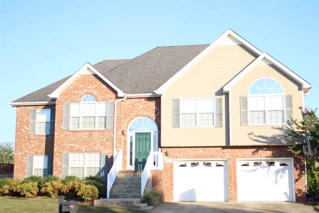 430 Short Bluff Dr, Clarksville, TN 37040 (MLS #RTC2084204) :: The Group Campbell powered by Five Doors Network
