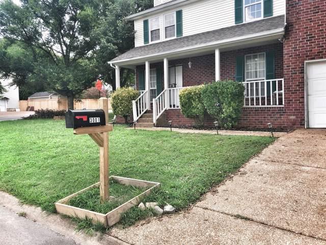 3001 High Rigger Dr, Nashville, TN 37217 (MLS #RTC2084252) :: Christian Black Team