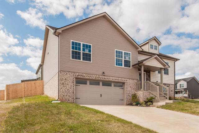 702 Banister Dr (Lot 144), Clarksville, TN 37042 (MLS #RTC2084428) :: FYKES Realty Group