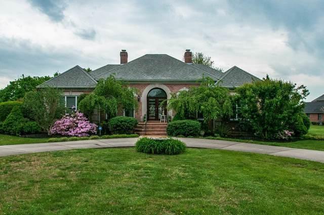 101 Player Ct, Springfield, TN 37172 (MLS #RTC2084453) :: Village Real Estate