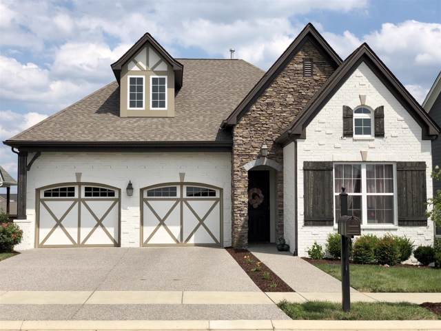 458 Carriage House Lane, Hendersonville, TN 37075 (MLS #RTC2084461) :: Katie Morrell / VILLAGE