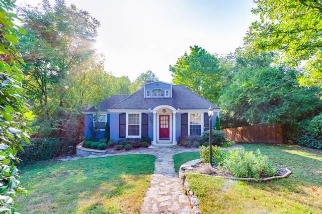 414 Lakehurst Dr, Nashville, TN 37206 (MLS #RTC2084668) :: Armstrong Real Estate