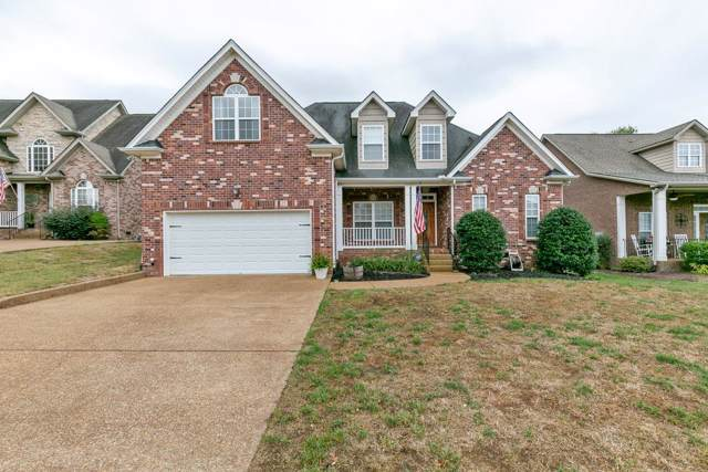 4018 Sleepyhollow Way, Mount Juliet, TN 37122 (MLS #RTC2084942) :: Village Real Estate