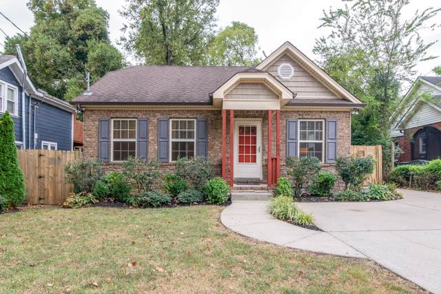 1006 Gillock St, Nashville, TN 37216 (MLS #RTC2085007) :: Maples Realty and Auction Co.