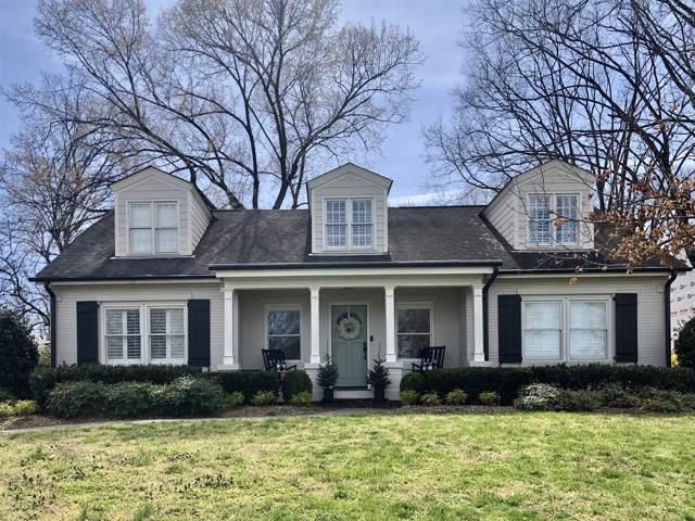 109 W Tyne Dr, Nashville, TN 37205 (MLS #RTC2085086) :: Village Real Estate