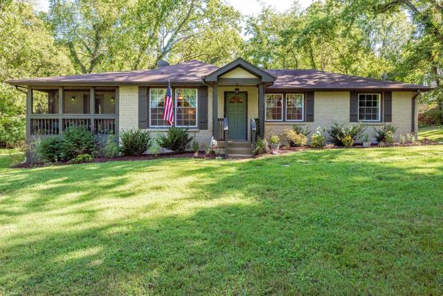 1020 Downey Dr, Nashville, TN 37205 (MLS #RTC2085221) :: REMAX Elite