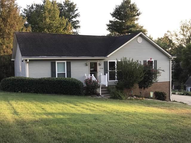 114 Clover Dr, Columbia, TN 38401 (MLS #RTC2085239) :: Village Real Estate