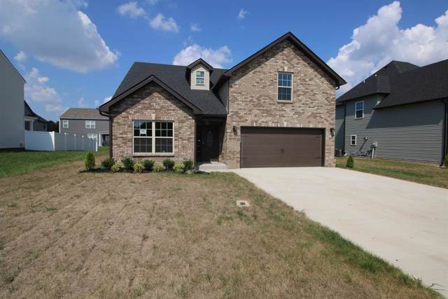 202 The Groves At Hearthstone, Clarksville, TN 37040 (MLS #RTC2085262) :: Village Real Estate