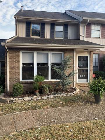 4001 Anderson Rd Unit R102 R102, Nashville, TN 37217 (MLS #RTC2085265) :: Keller Williams Realty