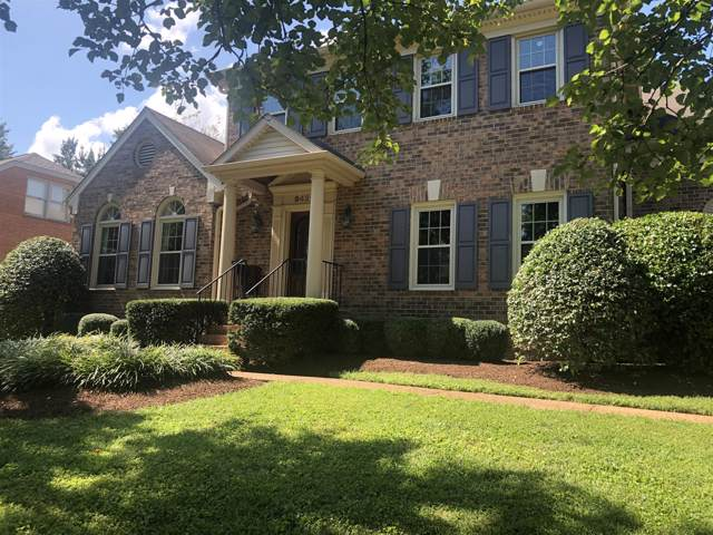 9421 Coxboro Dr, Brentwood, TN 37027 (MLS #RTC2085271) :: Nashville on the Move