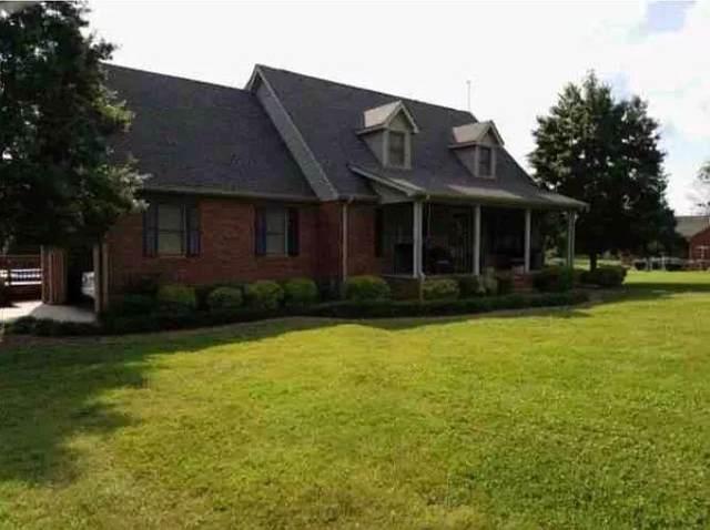 1701 Carter Rd, Decherd, TN 37324 (MLS #RTC2085312) :: Village Real Estate