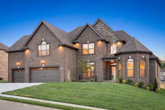 112 Wellington Field Lot 112, Clarksville, TN 37043 (MLS #RTC2085335) :: Team Wilson Real Estate Partners
