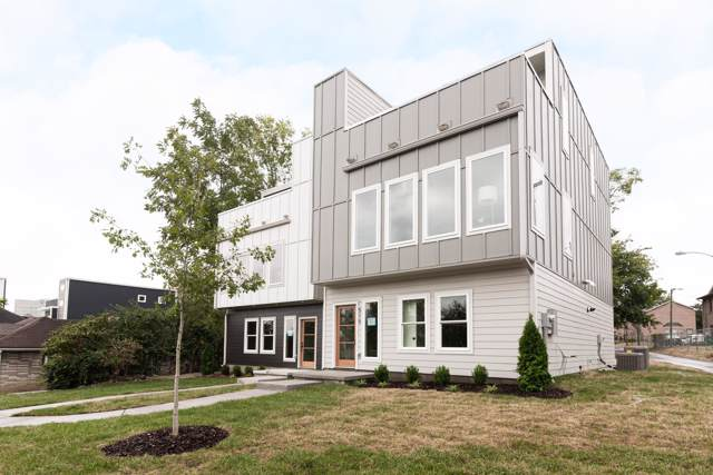 515 Dr Db Todd Jr Blvd, Nashville, TN 37203 (MLS #RTC2085363) :: CityLiving Group