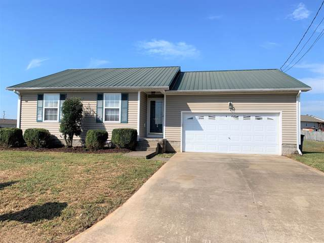 527 Potomac Dr, Oak Grove, KY 42262 (MLS #RTC2085373) :: RE/MAX Homes And Estates