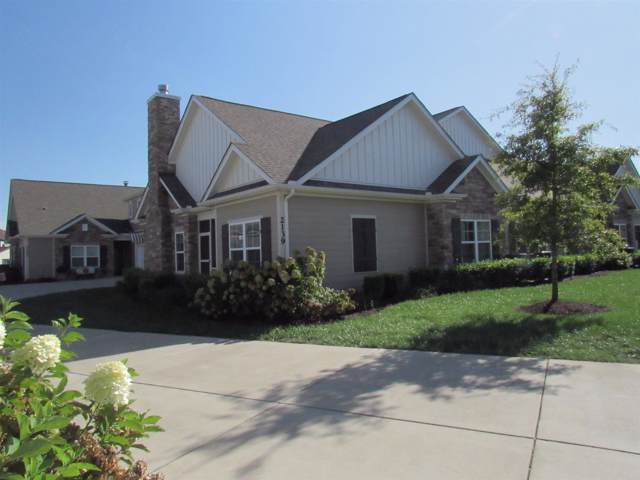 2139 Stonecenter Lane, Murfreesboro, TN 37128 (MLS #RTC2085442) :: Village Real Estate