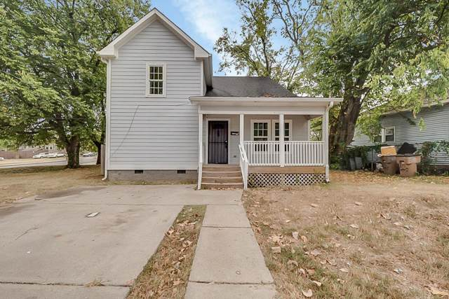 1719 Cockrill St, Nashville, TN 37208 (MLS #RTC2085495) :: Ashley Claire Real Estate - Benchmark Realty