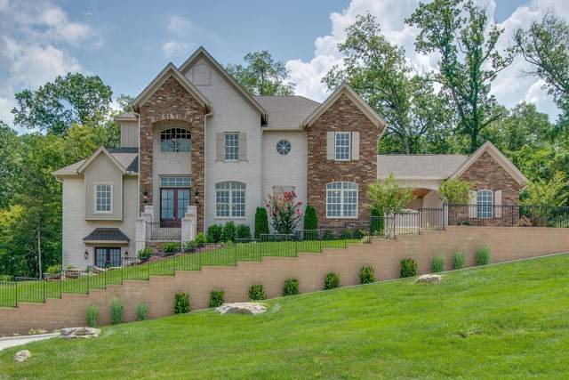 1806 Terrabrooke Ct, Lot 7, Brentwood, TN 37027 (MLS #RTC2085572) :: Nashville on the Move