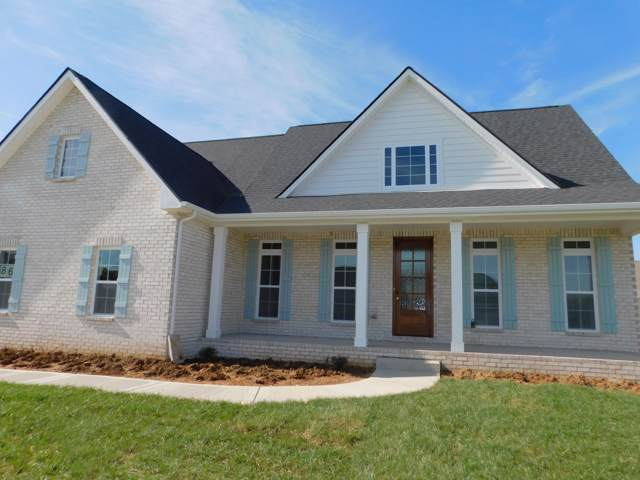 814 Ella Lane, Clarksville, TN 37043 (MLS #RTC2085595) :: Ashley Claire Real Estate - Benchmark Realty