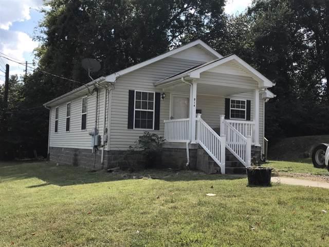 914 Main St, Clarksville, TN 37040 (MLS #RTC2085640) :: REMAX Elite