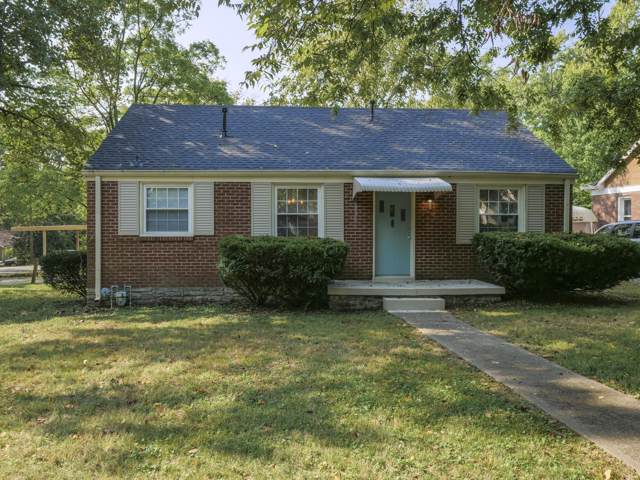 1118 Marion Ave, Nashville, TN 37216 (MLS #RTC2085816) :: Ashley Claire Real Estate - Benchmark Realty