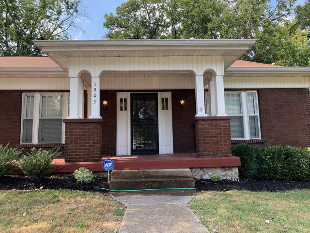 1905 10Th Ave S, Nashville, TN 37203 (MLS #RTC2085853) :: FYKES Realty Group
