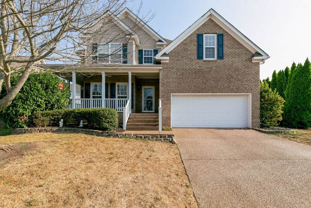 1403 Saybrook Trl, Thompsons Station, TN 37179 (MLS #RTC2085871) :: Village Real Estate