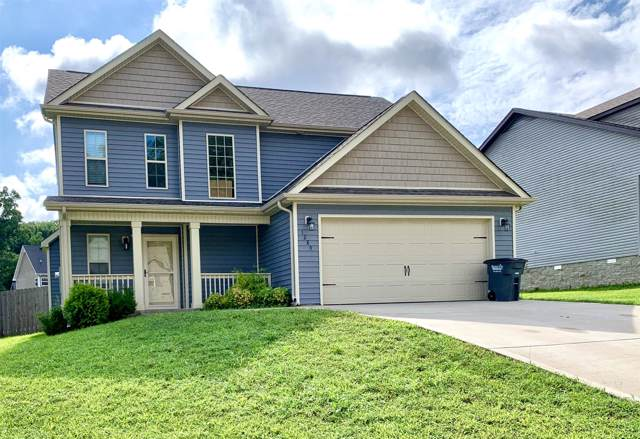 1289 Morstead Dr, Clarksville, TN 37042 (MLS #RTC2085911) :: Ashley Claire Real Estate - Benchmark Realty