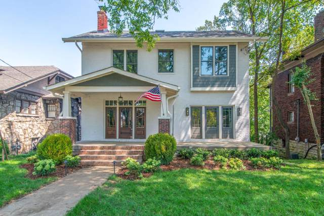 2310 Belmont Blvd, Nashville, TN 37212 (MLS #RTC2085928) :: Village Real Estate