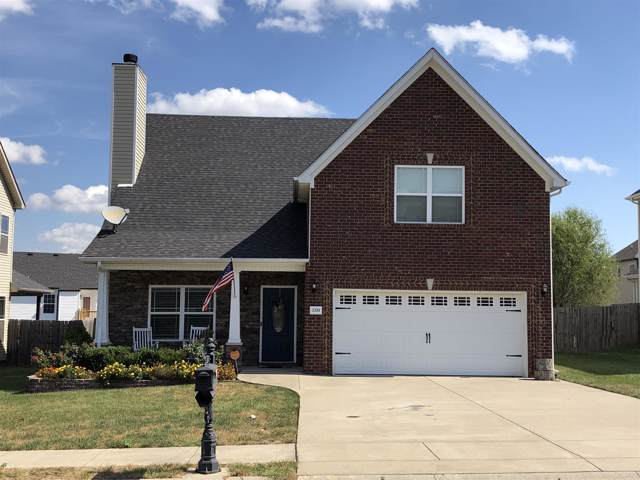 3339 Cotham Ln, Clarksville, TN 37042 (MLS #RTC2086101) :: Village Real Estate