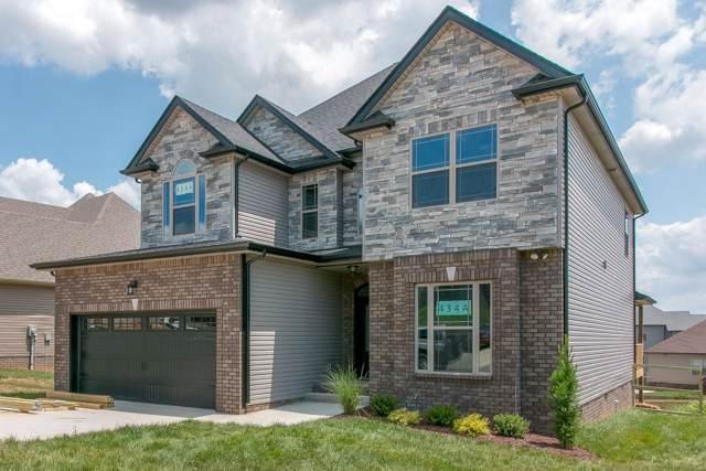 434A Farmington, Clarksville, TN 37043 (MLS #RTC2086179) :: Ashley Claire Real Estate - Benchmark Realty