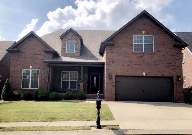 201 Dorchester Cir, Clarksville, TN 37043 (MLS #RTC2086256) :: Exit Realty Music City