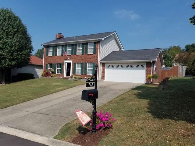 712 Jaywood Dr, Old Hickory, TN 37138 (MLS #RTC2086257) :: Village Real Estate