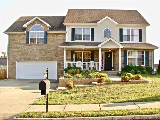 1174 Castlewood Dr, Clarksville, TN 37042 (MLS #RTC2086292) :: RE/MAX Homes And Estates