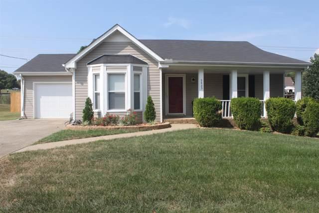 3425 Shagbark Cir, Clarksville, TN 37043 (MLS #RTC2086331) :: Village Real Estate