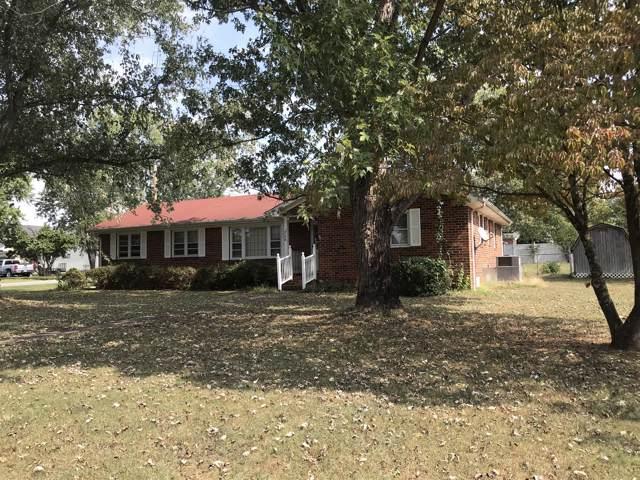 304 8th Ave N, Decherd, TN 37324 (MLS #RTC2086354) :: Village Real Estate